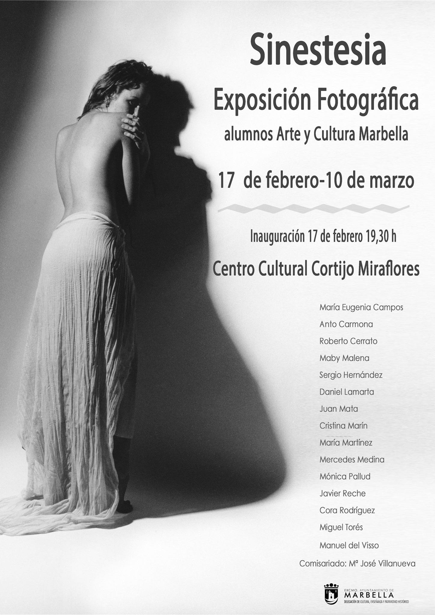 Sinestesia alumnos arte y cultura marbella emilio dominguez fotograf as - Casa emilio benalmadena ...