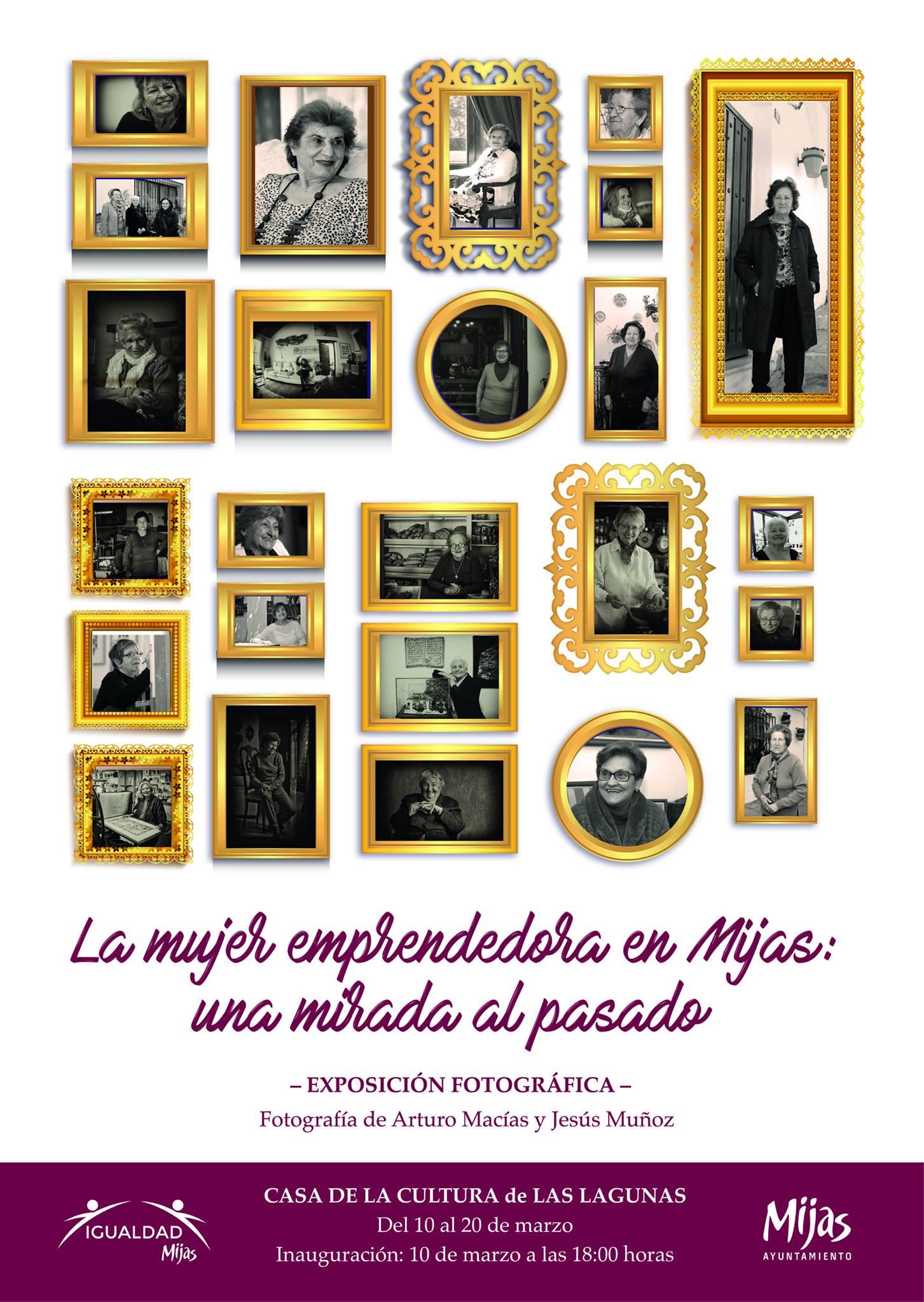 La mujer emprendedora en Mijas: una mirada al pasado de Arturo Macías y Jesús Muñoz