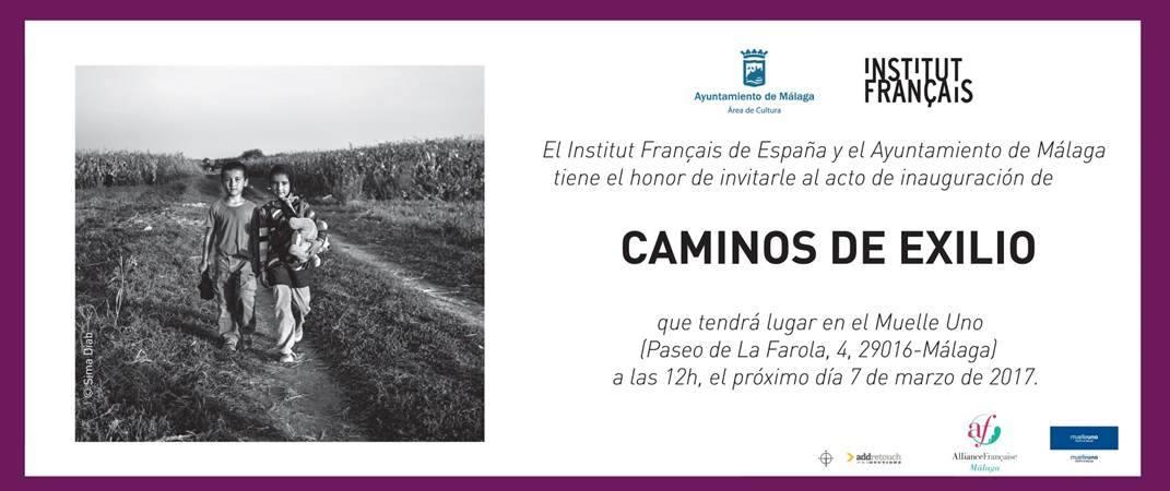 Caminos de Exilio en Málaga