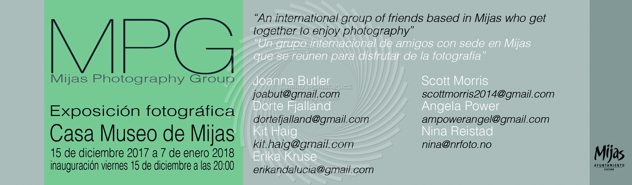 Mijas photography group varios autores emilio dominguez fotograf as - Casa emilio benalmadena ...