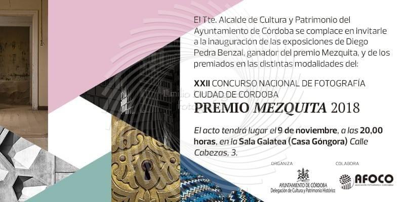 Exposici n xxii premio mezquita en c rdoba emilio dominguez fotograf as - Casa emilio benalmadena ...