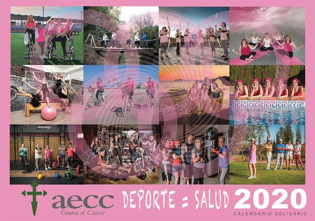 calendario 2020 aecc deporte=salud